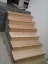 obloženie schodov 1, - buk