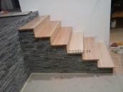 obloženie schodov 1 - buk